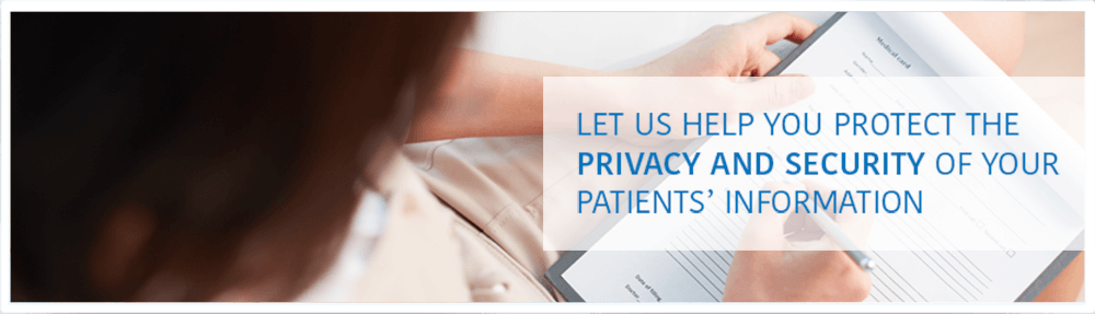 HIPAA compliance and training packages
