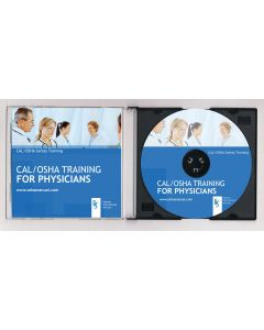 2018 Cal/OSHA TRAINING FOR MEDICAL OFFICES (CD)