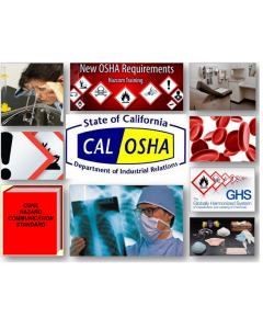 2018 Cal/OSHA TRAINING FOR MEDICAL OFFICES (ONLINE)