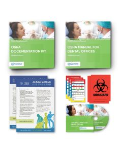 OSHA package for Dental Offices