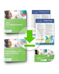 OSHA Manual  for Dental Offices + OSHA Documentation Kit Download