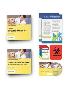 OSHA PACKAGE FOR VETERINARY OFFICES