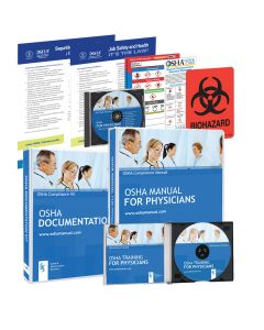 2018 OSHA DELUXE PACKAGE FOR MEDICAL OFFICES