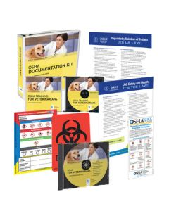2018 OSHA TRAINING PACKAGE FOR VETERINARY OFFICES