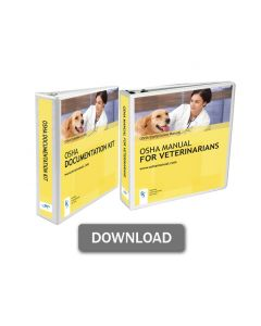 2018 OSHA PACKAGE FOR VETERINARY OFFICES (DOWNLOAD)