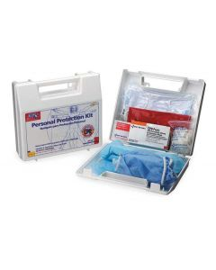 PERSONAL PROTECTION KIT FOR BLOOD AND OPIM