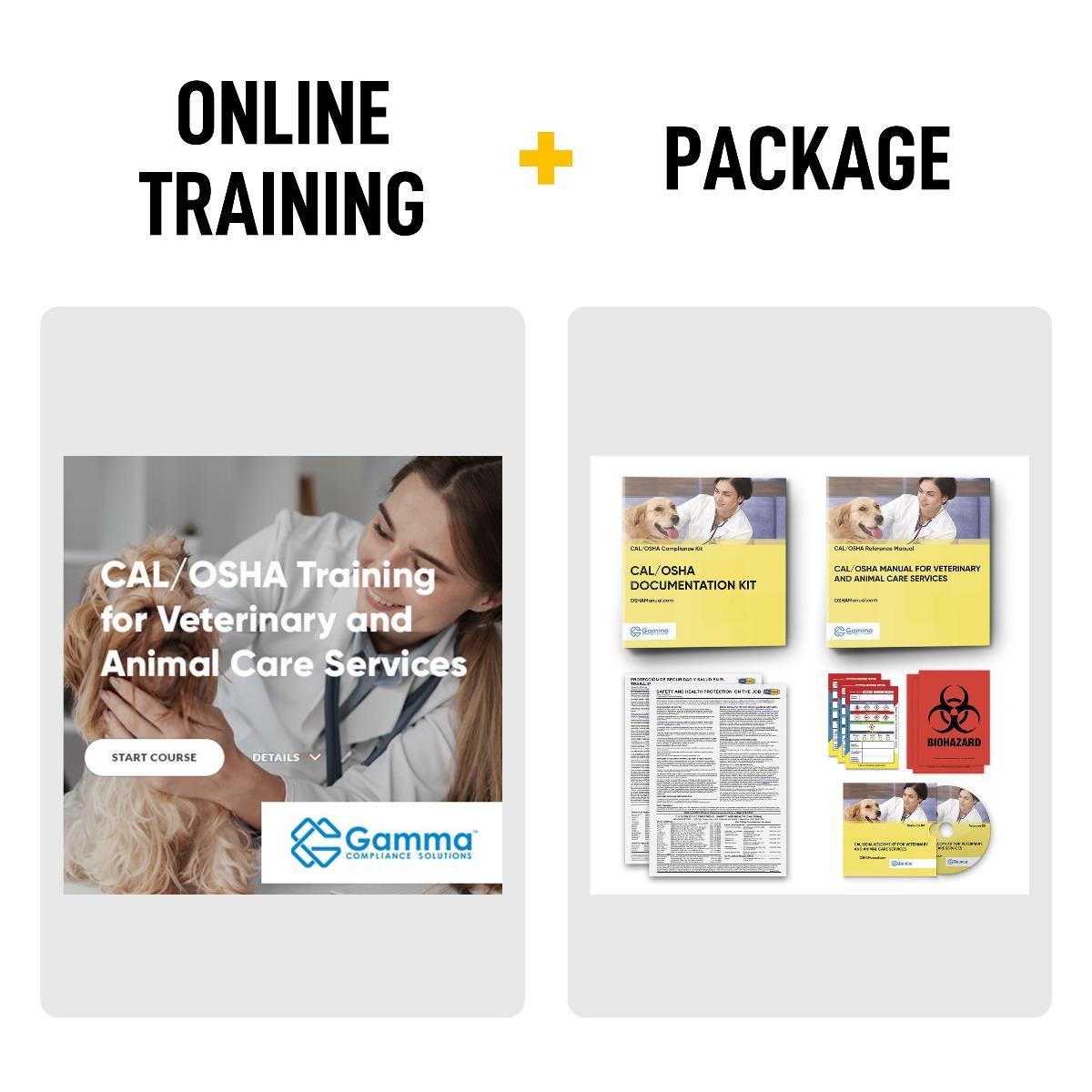 Deluxe Veterinary Package